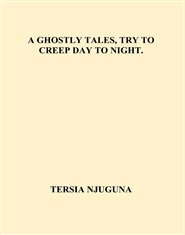 A GHOSTLY TALES, TRY TO CR ... cover image