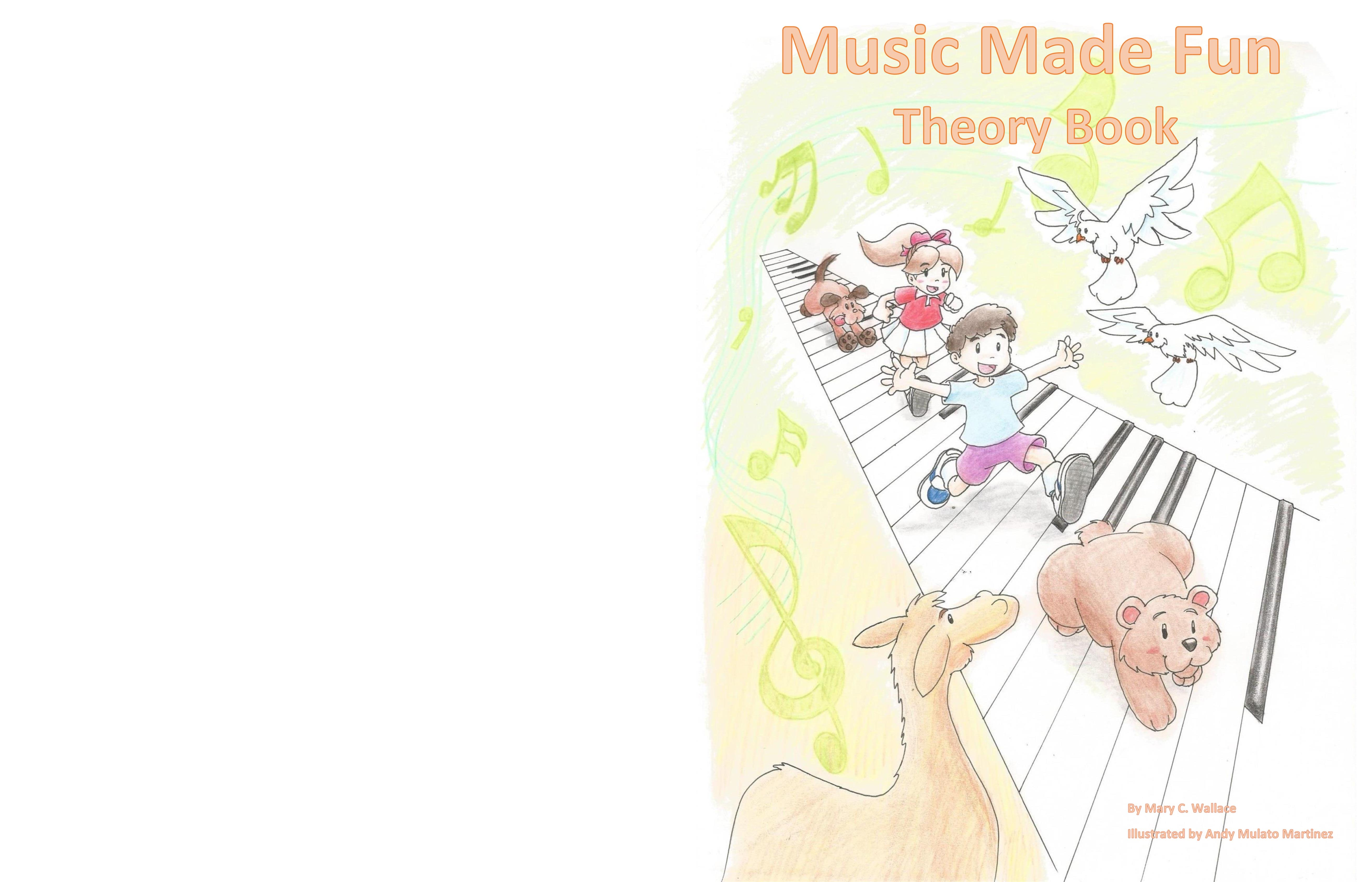 Music Made Fun Theory Book cover image