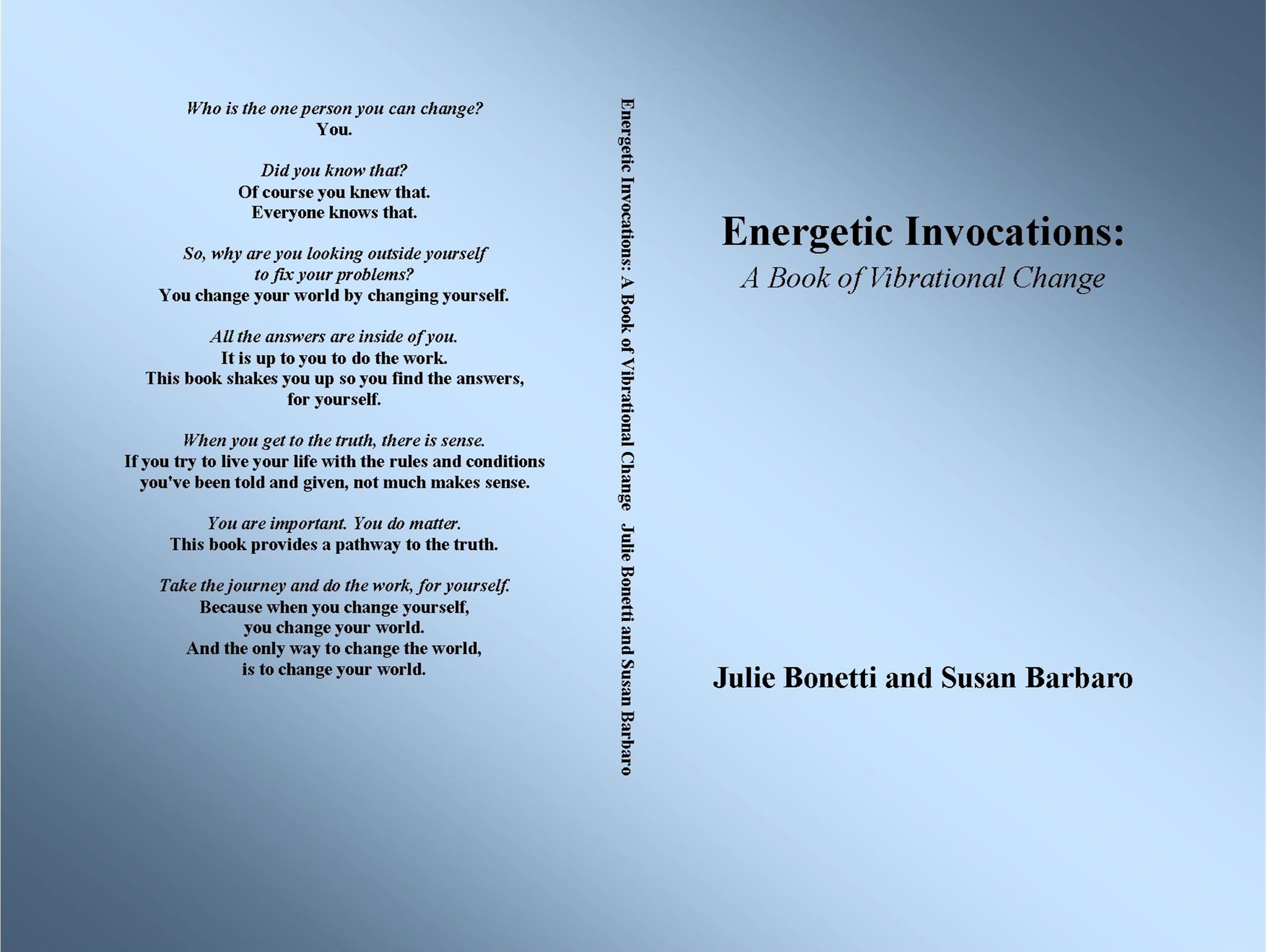 Energetic Invocations: A Book of Vibrational Change cover image