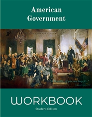 American Government Workbook -Student Edition cover image