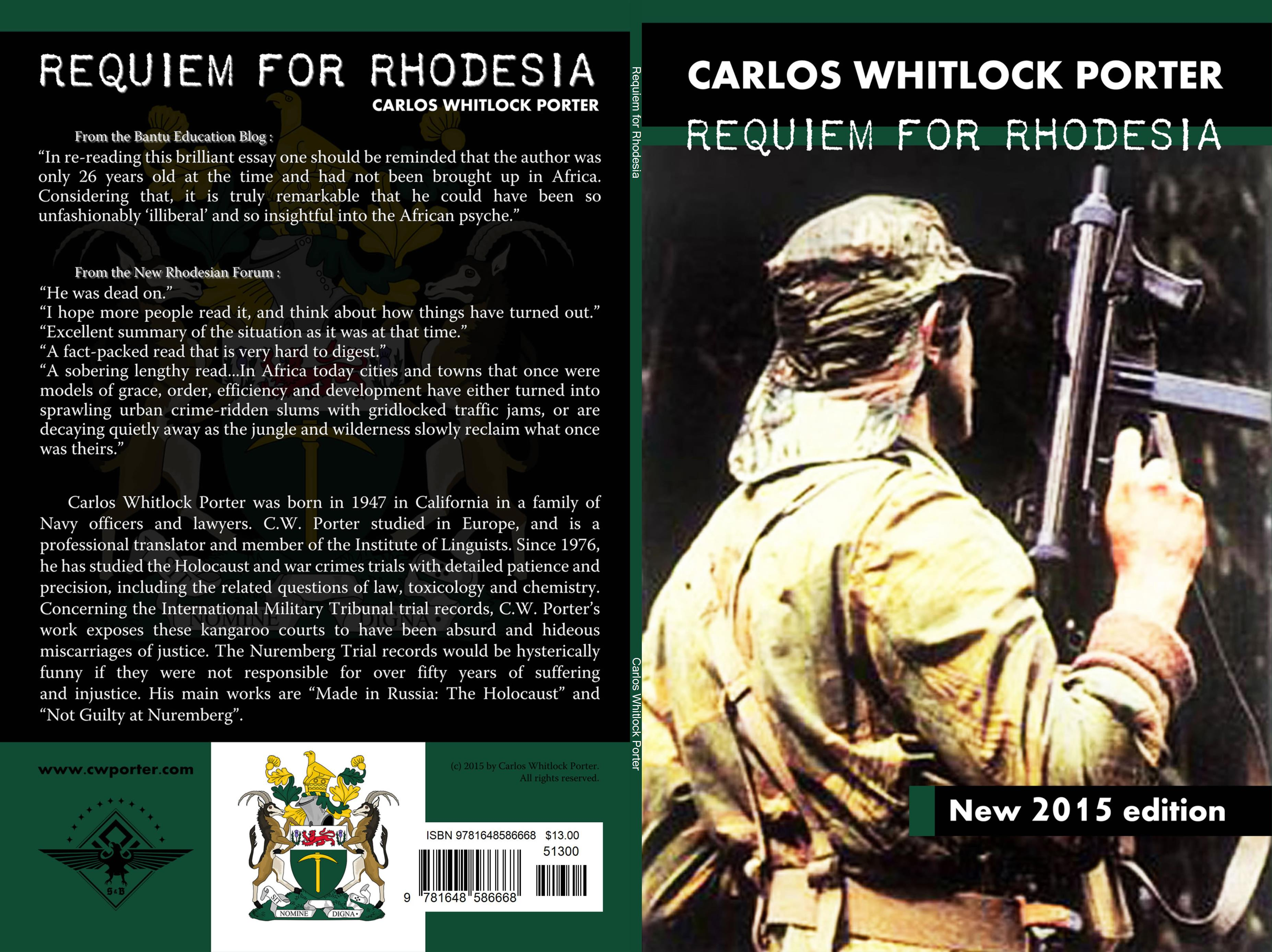 Requiem for Rhodesia cover image