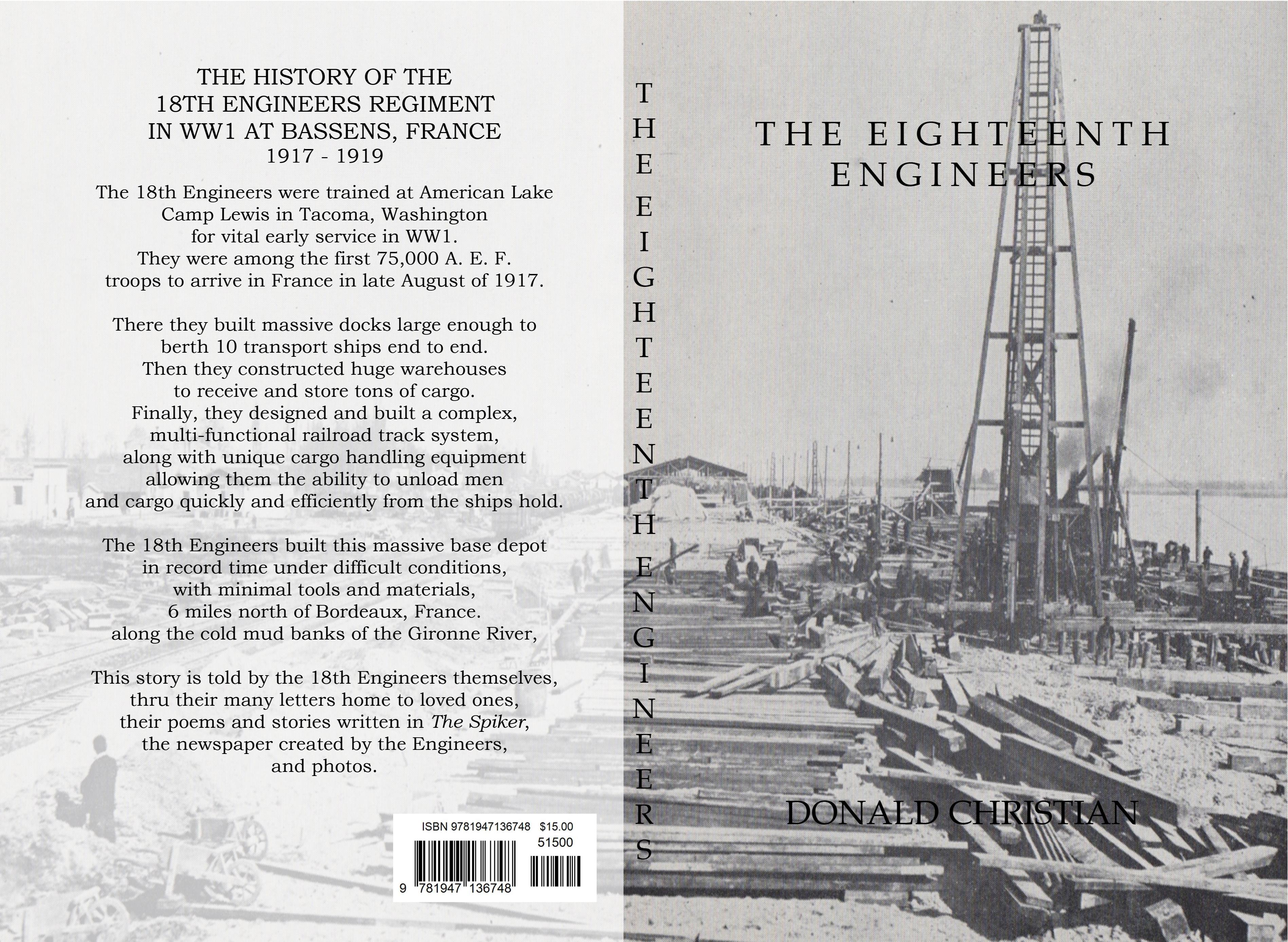 THE EIGHTEENTH ENGINEERS cover image