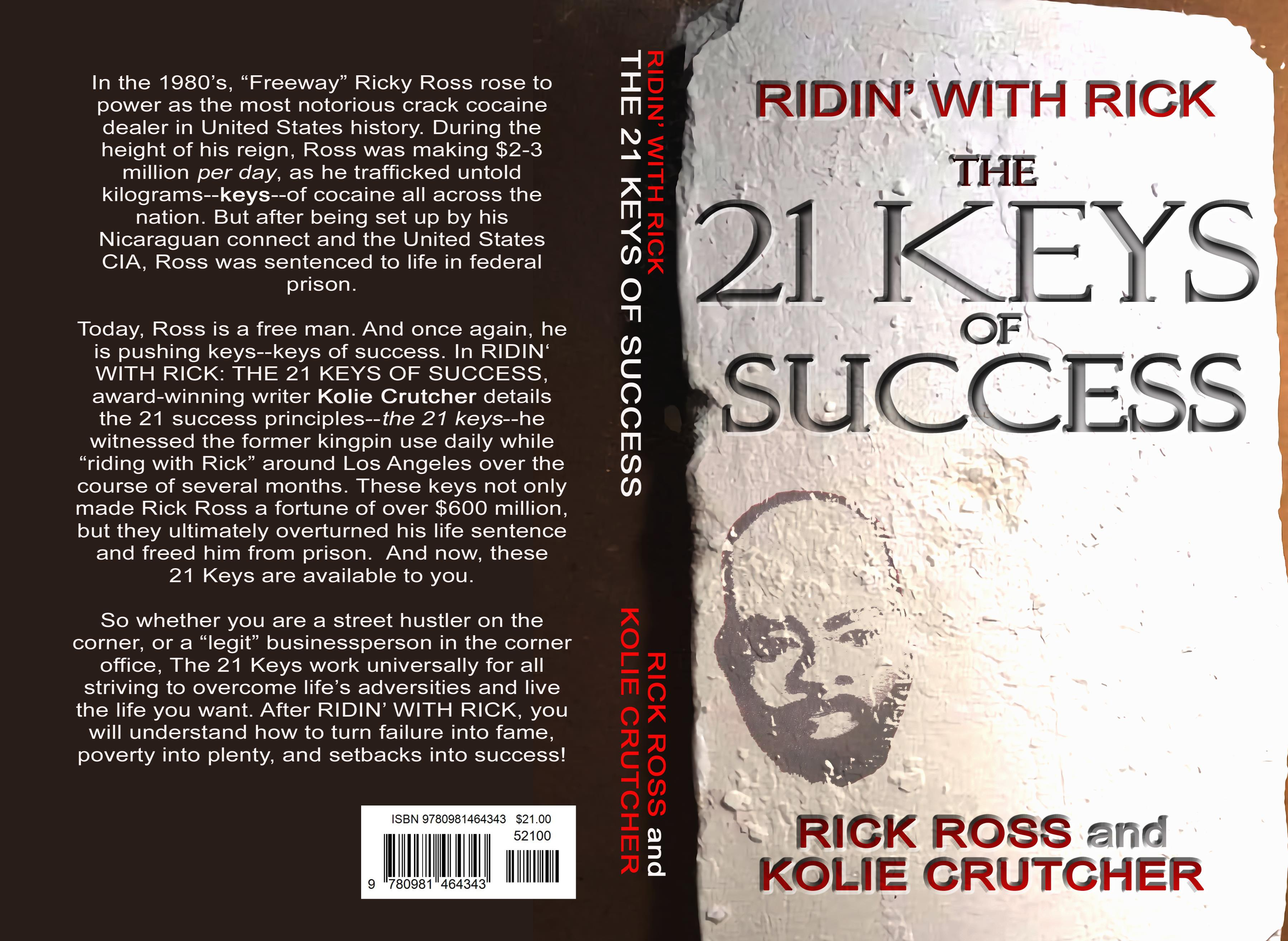 THE 21 KEYS OF SUCCESS cover image
