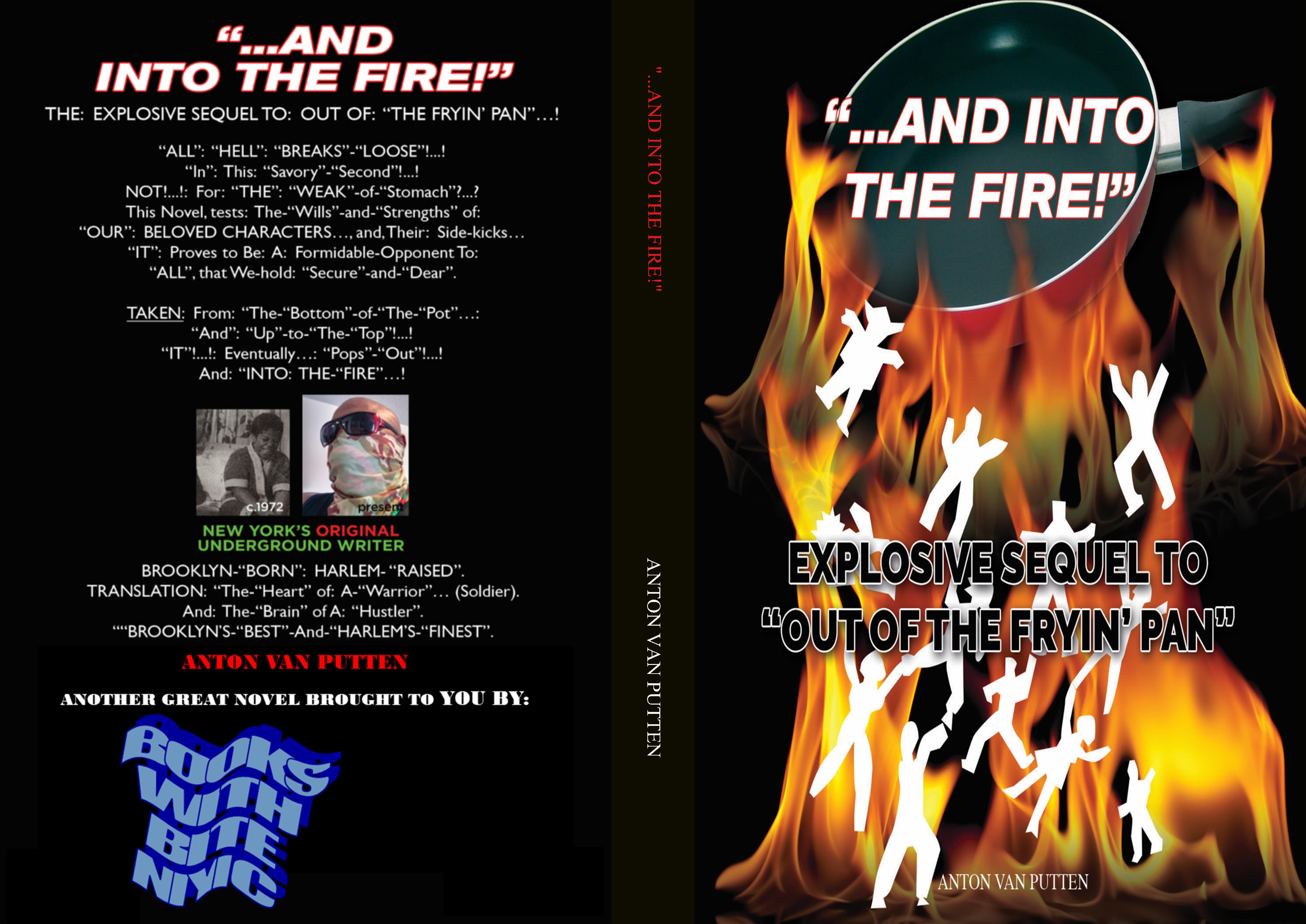 """...AND INTO THE FIRE!"" cover image"