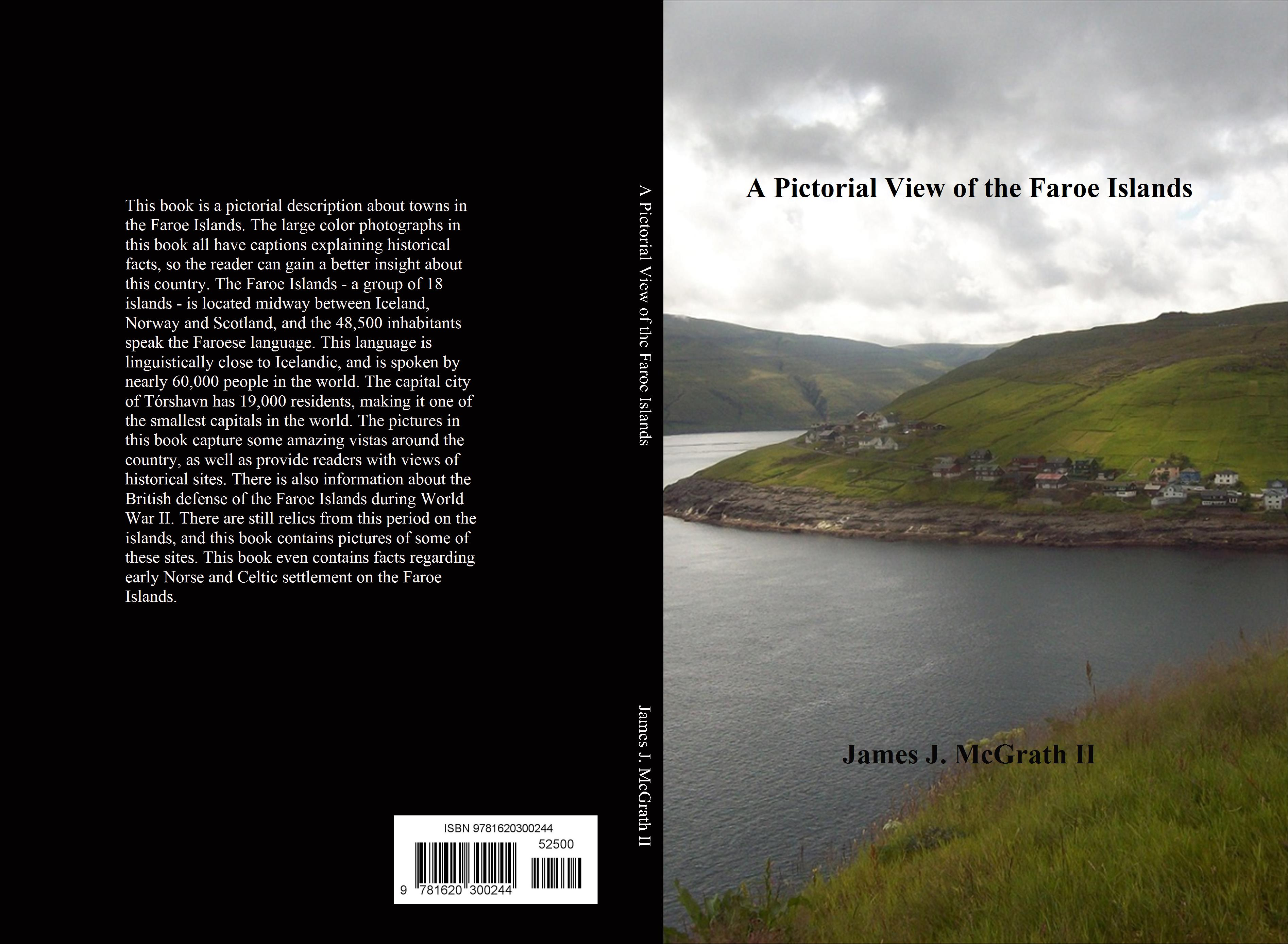 A Pictorial View of the Faroe Islands cover image