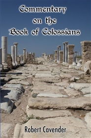 Commentary on the Book of Colossians cover image
