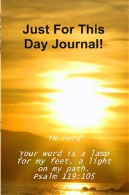 Just For This Day Journal! cover image