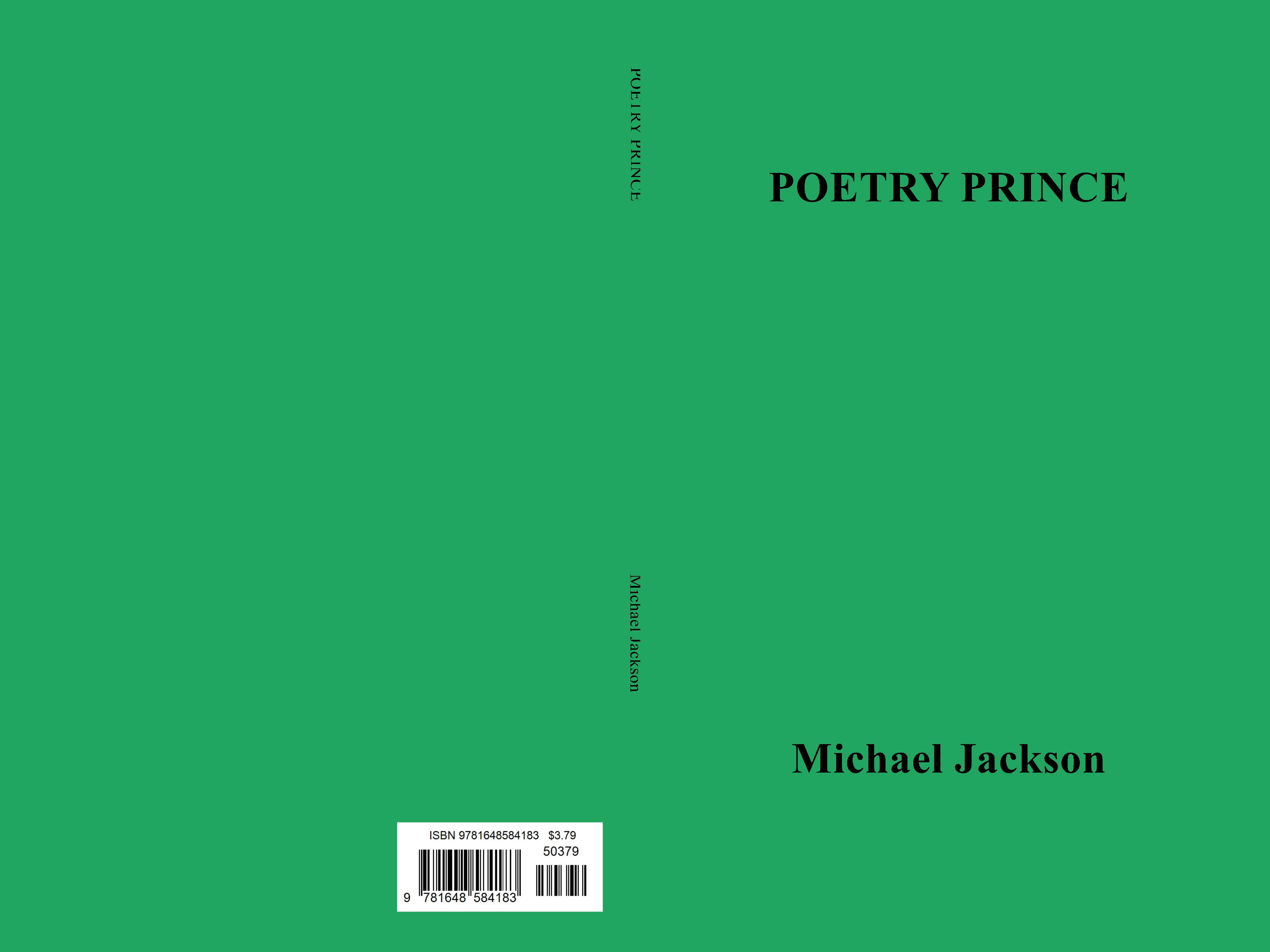 POETRY PRINCE cover image