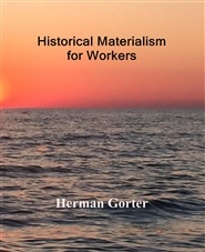 Historical Materialism for Workers cover image