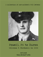 Powell, PA to Burma cover image