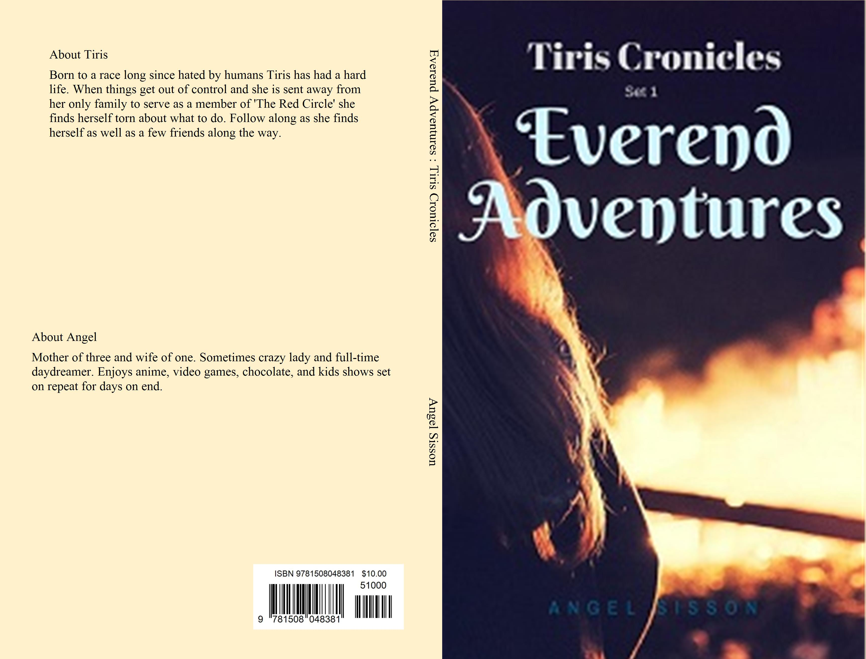 Everend Adventures : Tiris Cronicles cover image