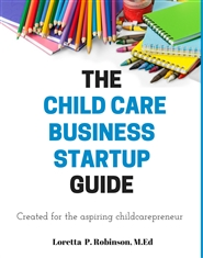The Startup Child Care Business cover image