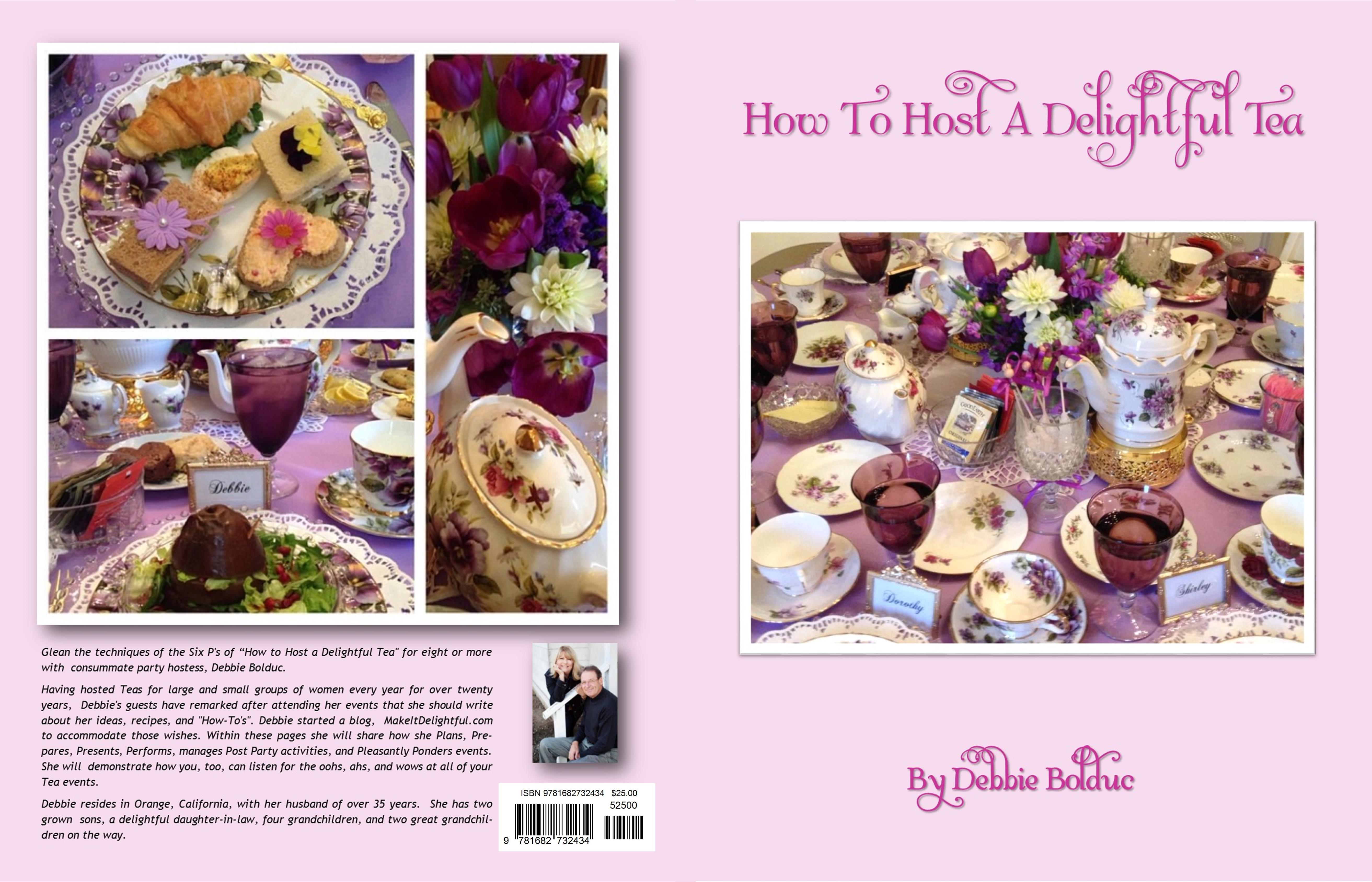 How To Host A Delightful Tea cover image