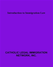 Introduction to Immigration Law cover image