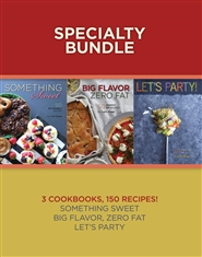 RP Collection of 3 mini E-Cookbooks (150 recipes!) cover image