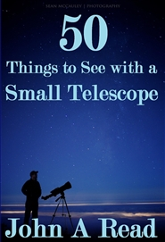 50 Things to See in a Small Telescope cover image
