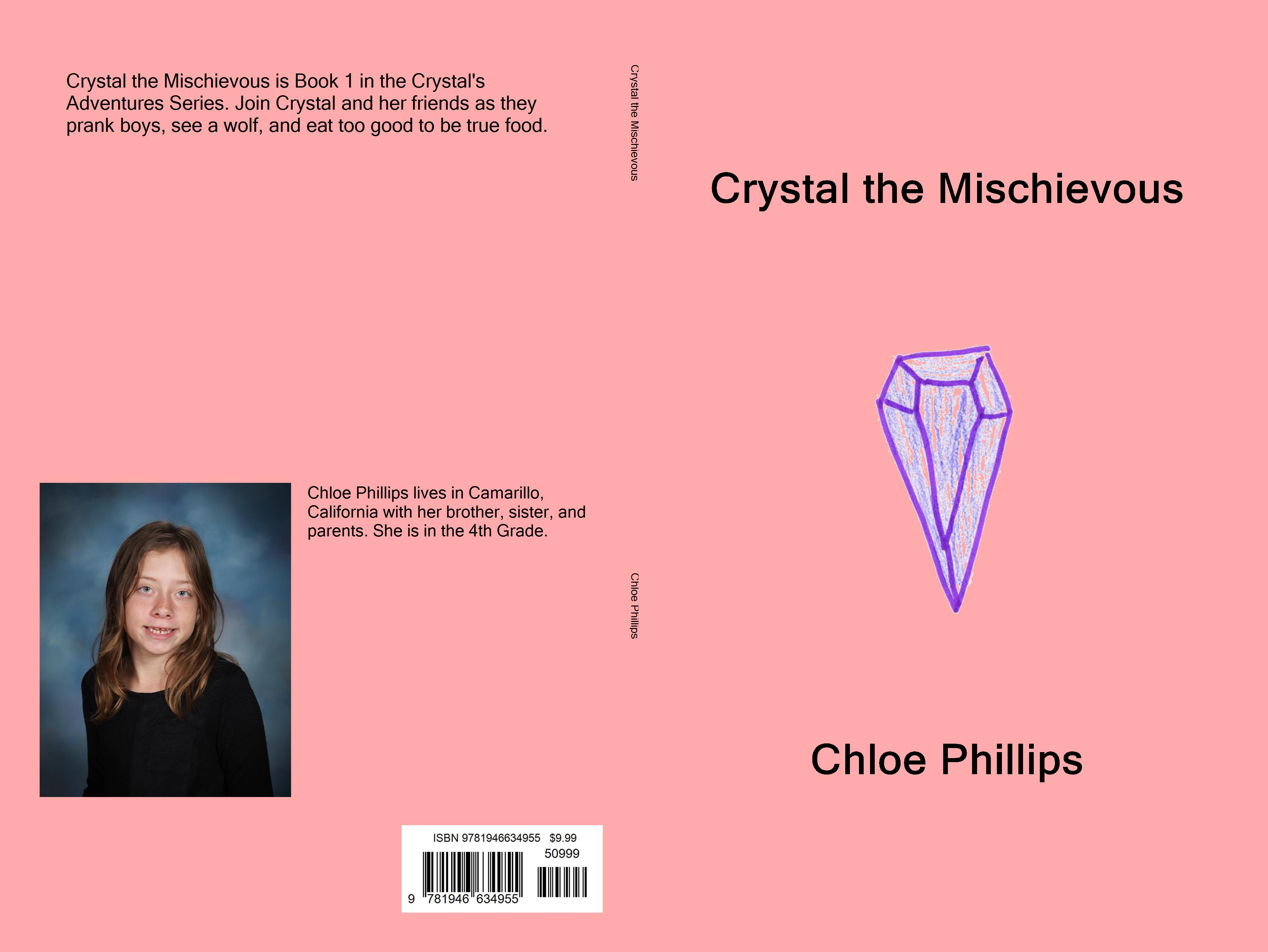 Crystal the Mischievous cover image