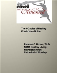 The 4-Cycles of Healing Conference Guide cover image
