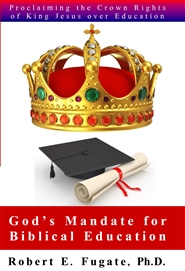 God's Mandate for Biblical Education cover image