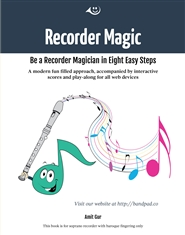 Recorder Magic cover image