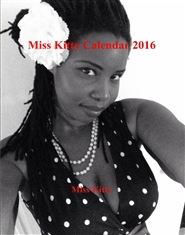 Miss Kitty Calendar 2016 cover image