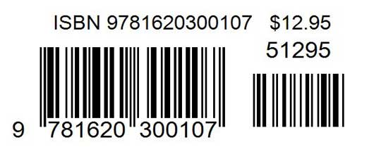 TheBookPatch ISBN barcode sample image