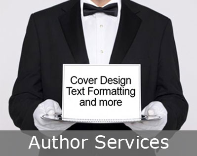 Author Services button
