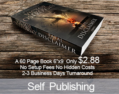 Self-publishing button