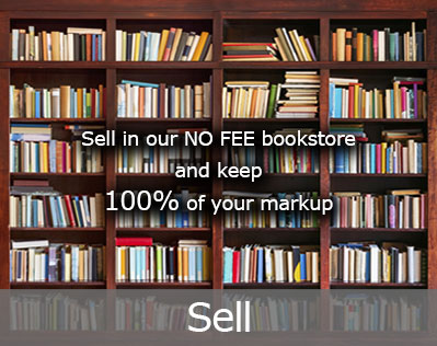 Sell in bookstore button