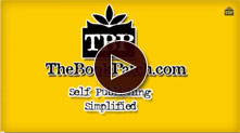 Book self publishing with TheBookPatch.com video tutorial
